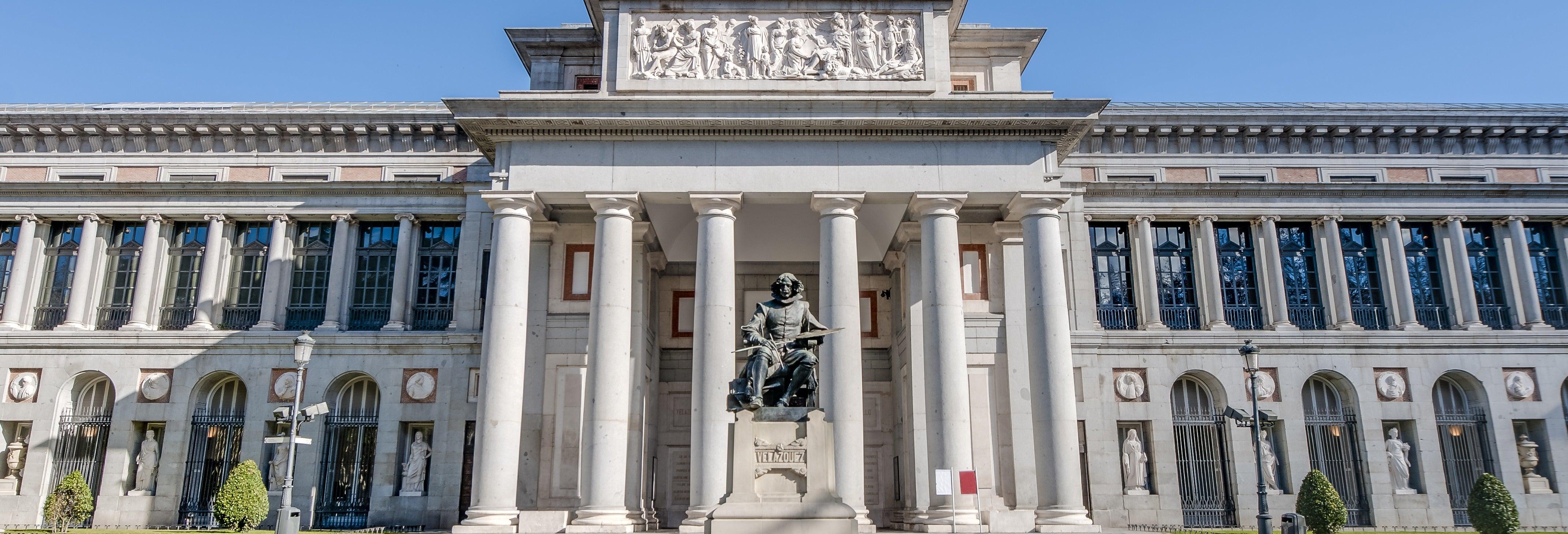 Visita guiada pelo Museu do Prado e Palácio Real