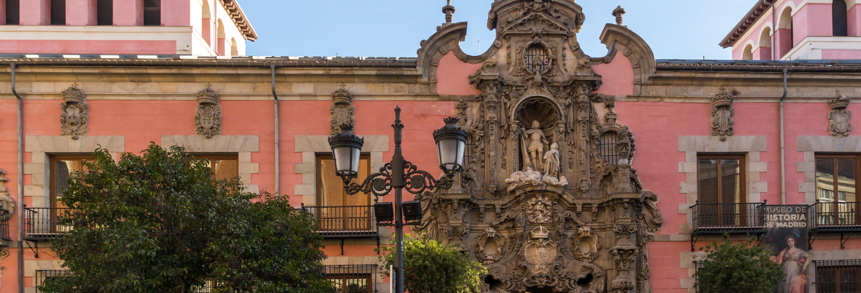Visita guiada por el Museo de Historia de Madrid
