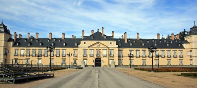 Visita guiada por el palacio de El Pardo