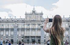 Visita guiada por el Palacio Real