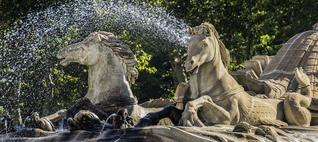 Visita guiada por El Retiro y el Paseo del Prado
