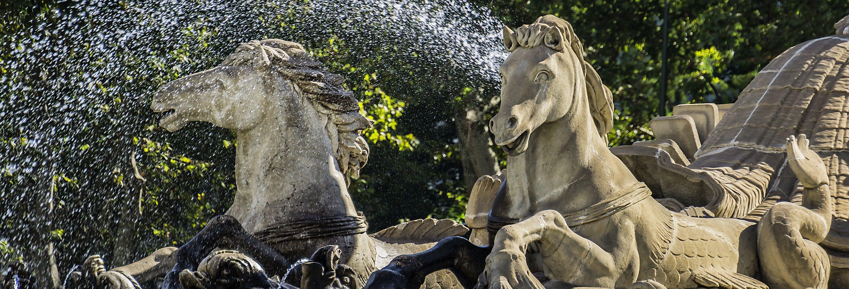 Retiro Park & Paseo del Prado Guided Visit