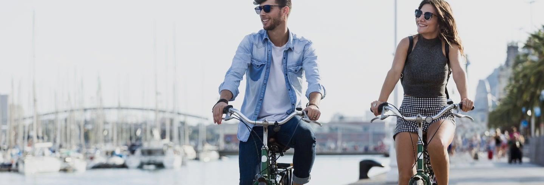 Málaga a tu aire en bicicleta