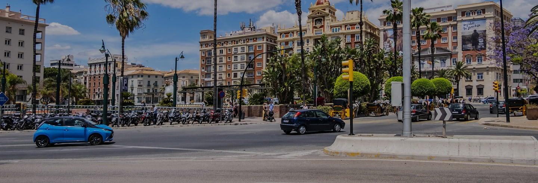Aluguel de motos em Málaga