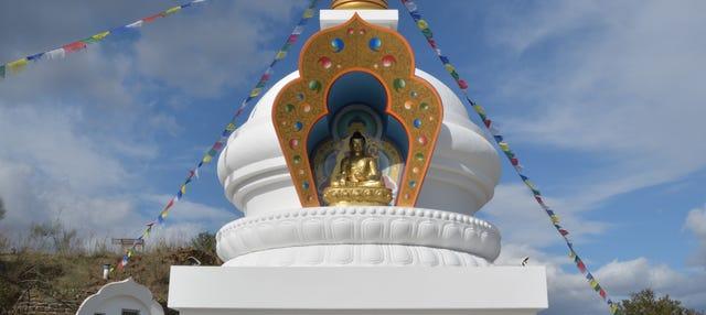 Excursión a la Estupa Budista y la Torre de la Atalaya