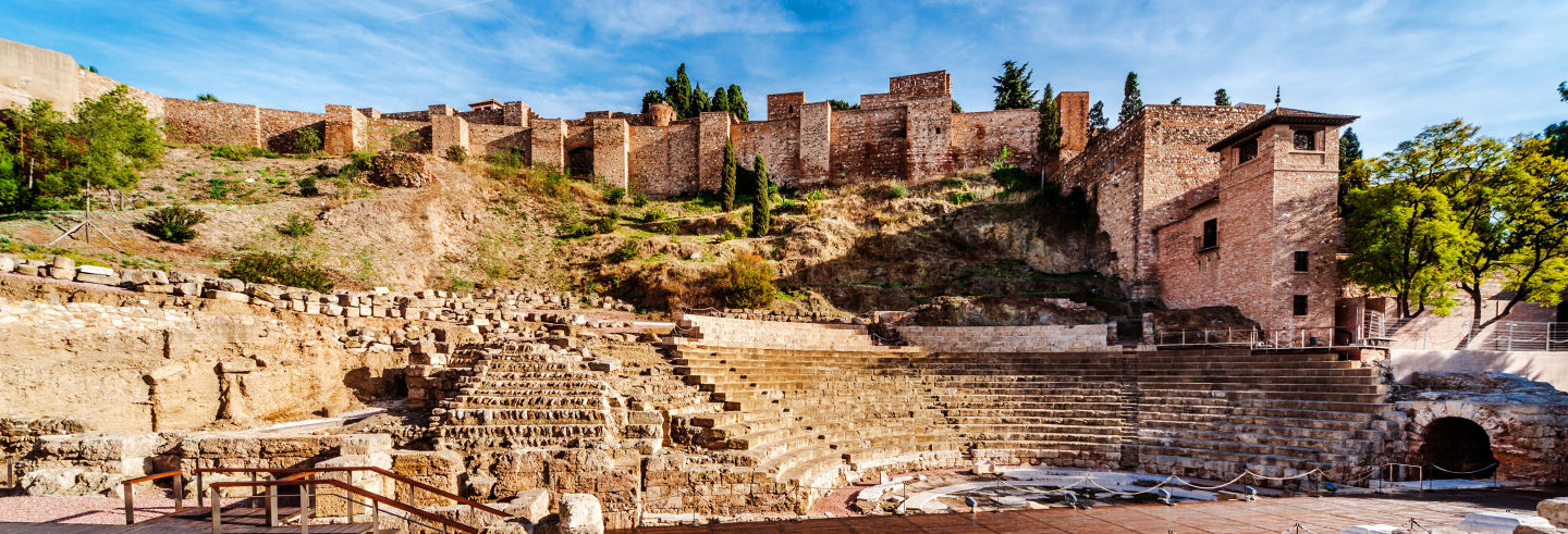 Free tour por la Alcazaba y el Teatro Romano