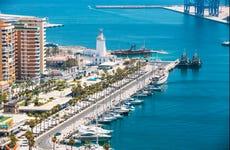 Free tour por el Puerto de Málaga