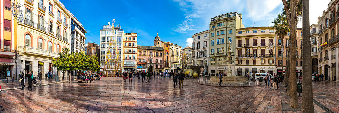 Fechas clave en Málaga
