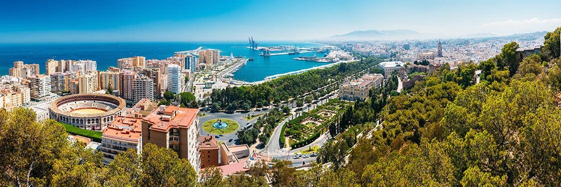 Málaga en 24 horas