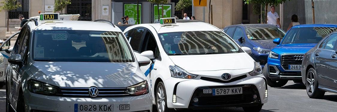 Taxis en Málaga