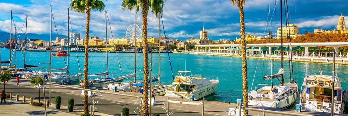 Tiempo en Málaga