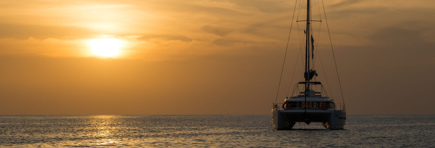 Sunset Catamaran Trip