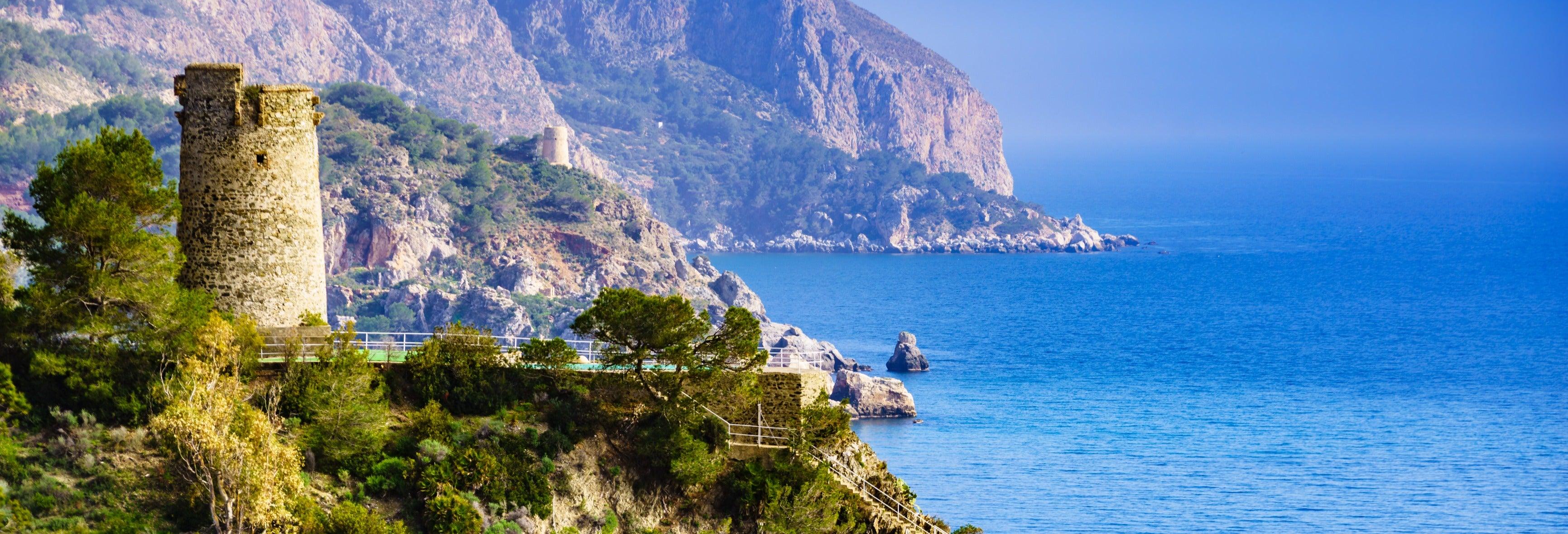 Senderismo por los acantilados de Maro-Cerro Gordo