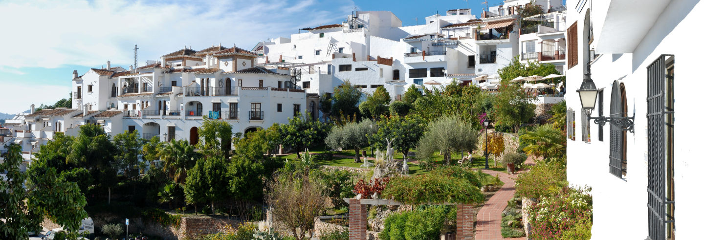Frigiliana and Nerja Caves Trip