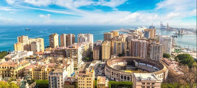 Tour de Málaga al completo con entradas