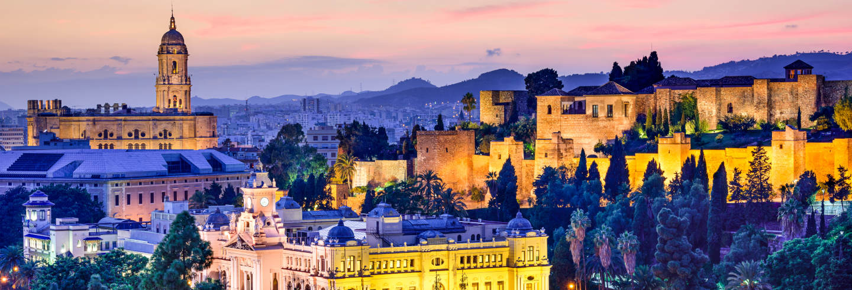 Free tour nocturno por Málaga ¡Gratis!