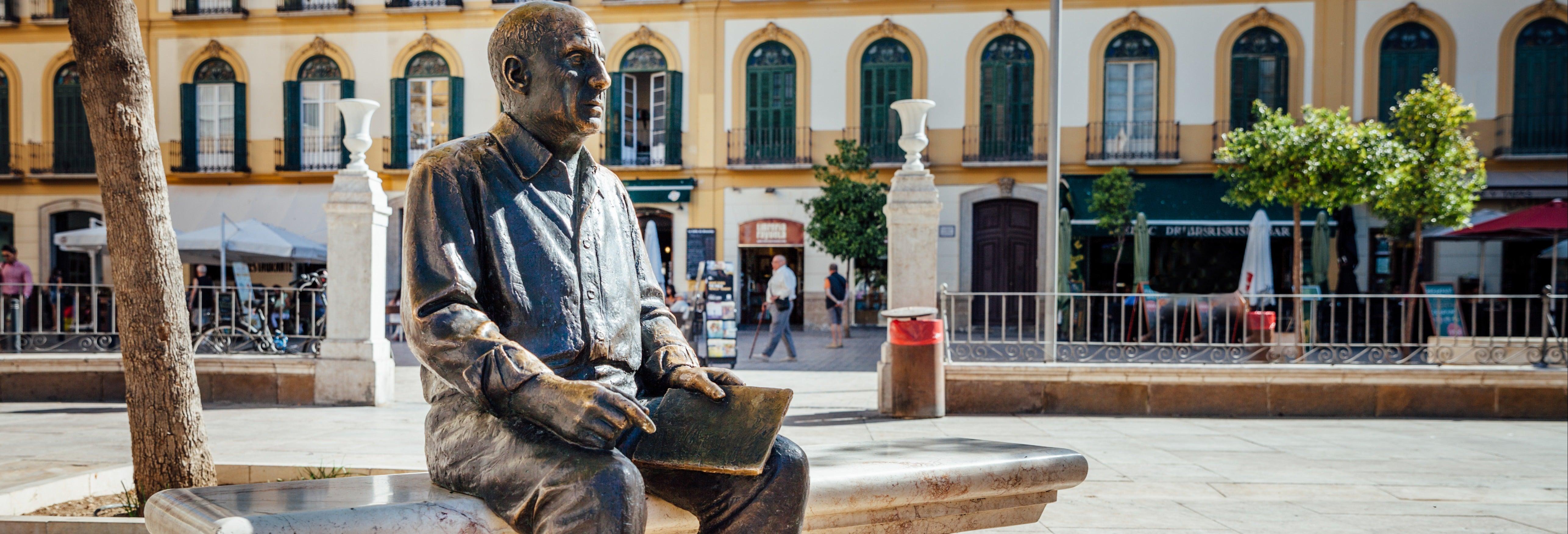 Tour de Pablo Picasso por Málaga