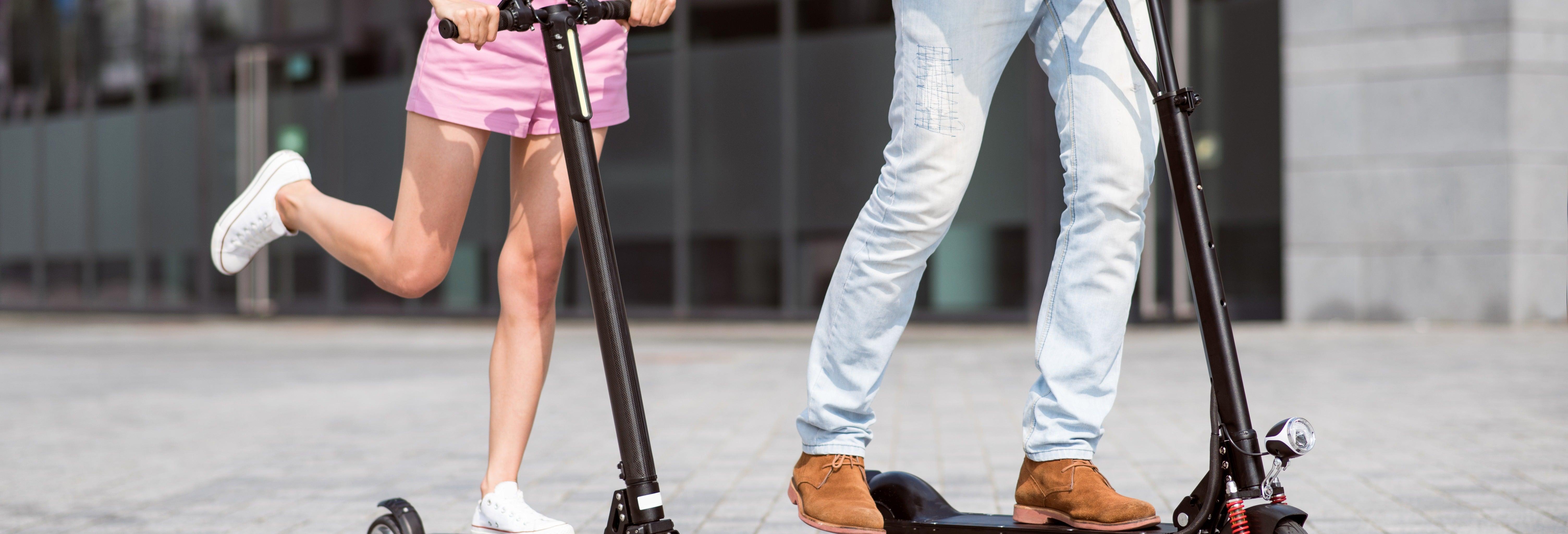 Tour en patinete eléctrico por Málaga