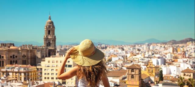 Tour privato di Malaga con guida in italiano