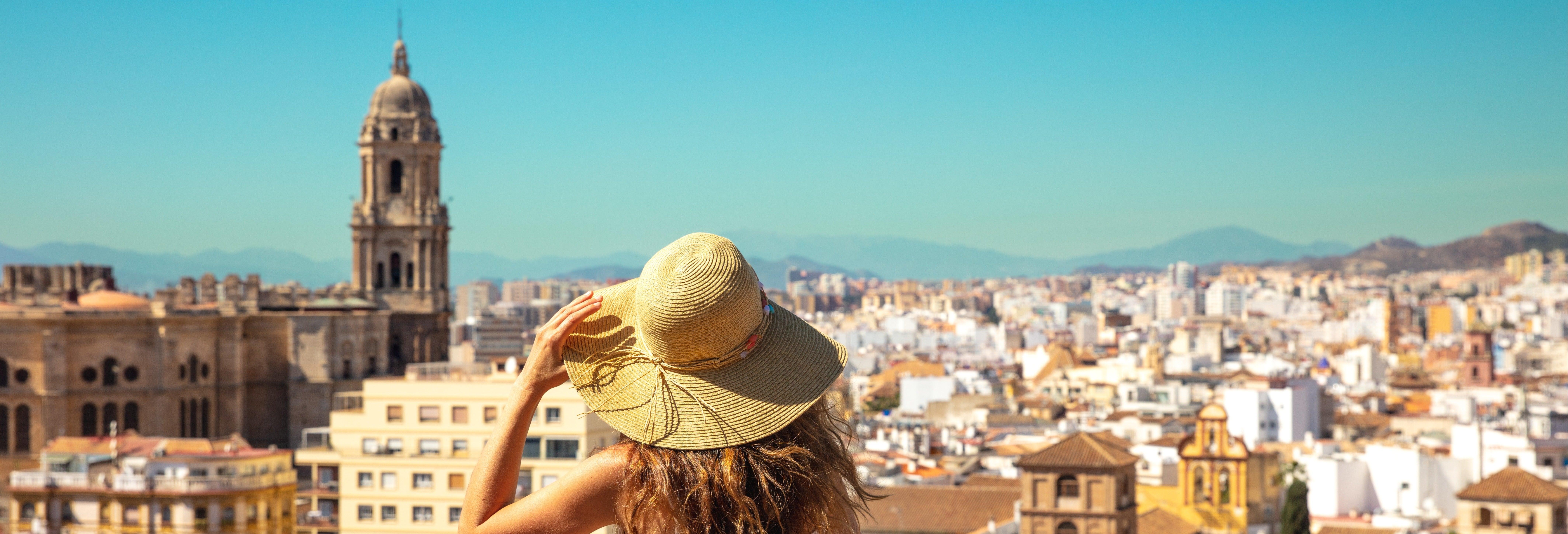 Tour privado por Málaga. Você escolhe!