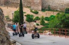 Tour di Malaga in segway