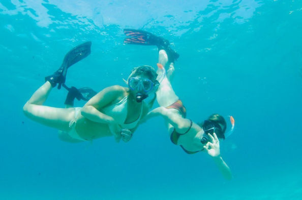 Snorkeling alle Isole Malgrats