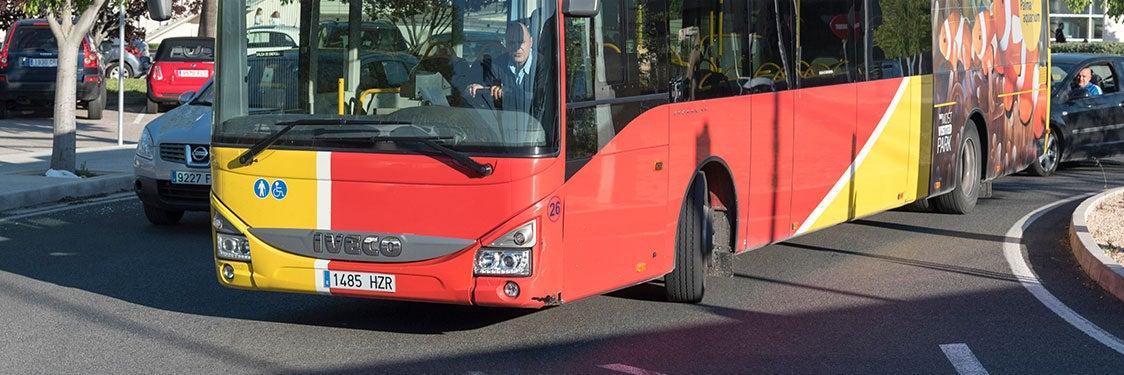 Bus de Majorque