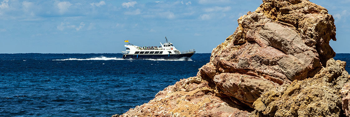 Ferries em Maiorca