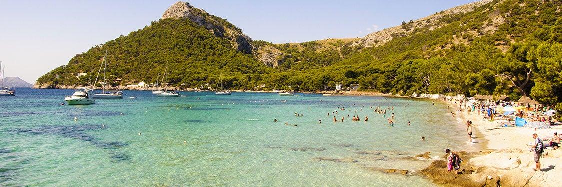 Praia de Formentor
