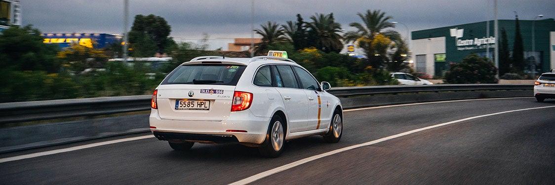 Taxis en Mallorca