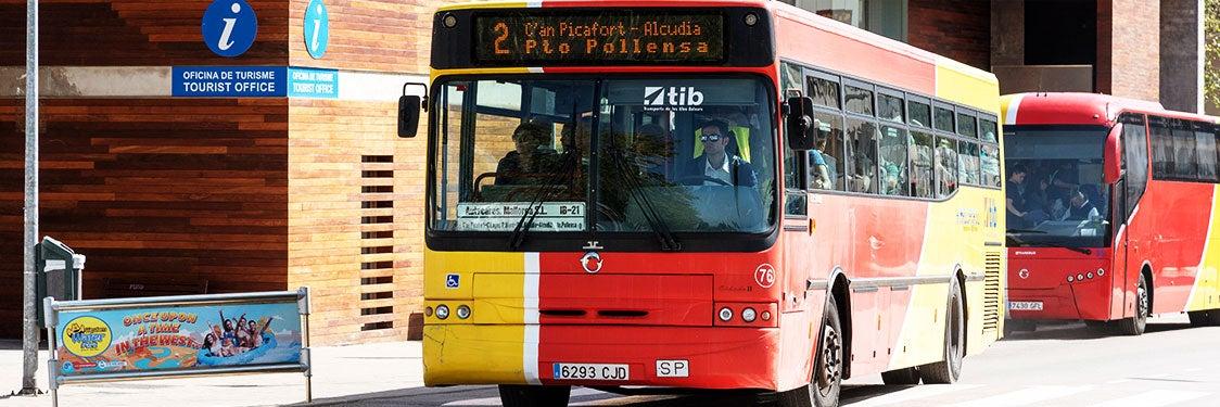 Transporte en Mallorca