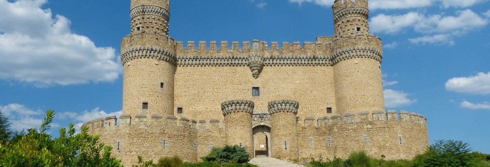 Visita guiada por el Castillo de Manzanares El Real