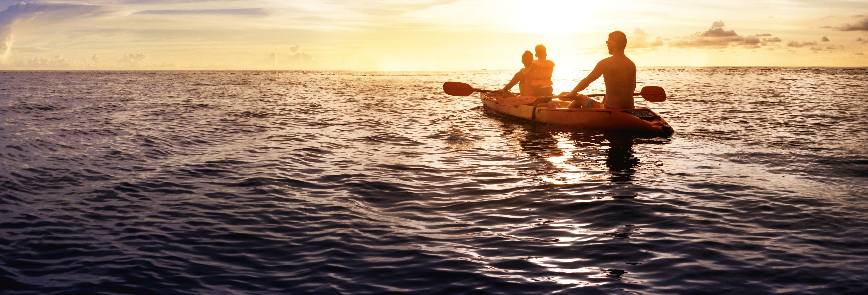 Tour en kayak por Marbella