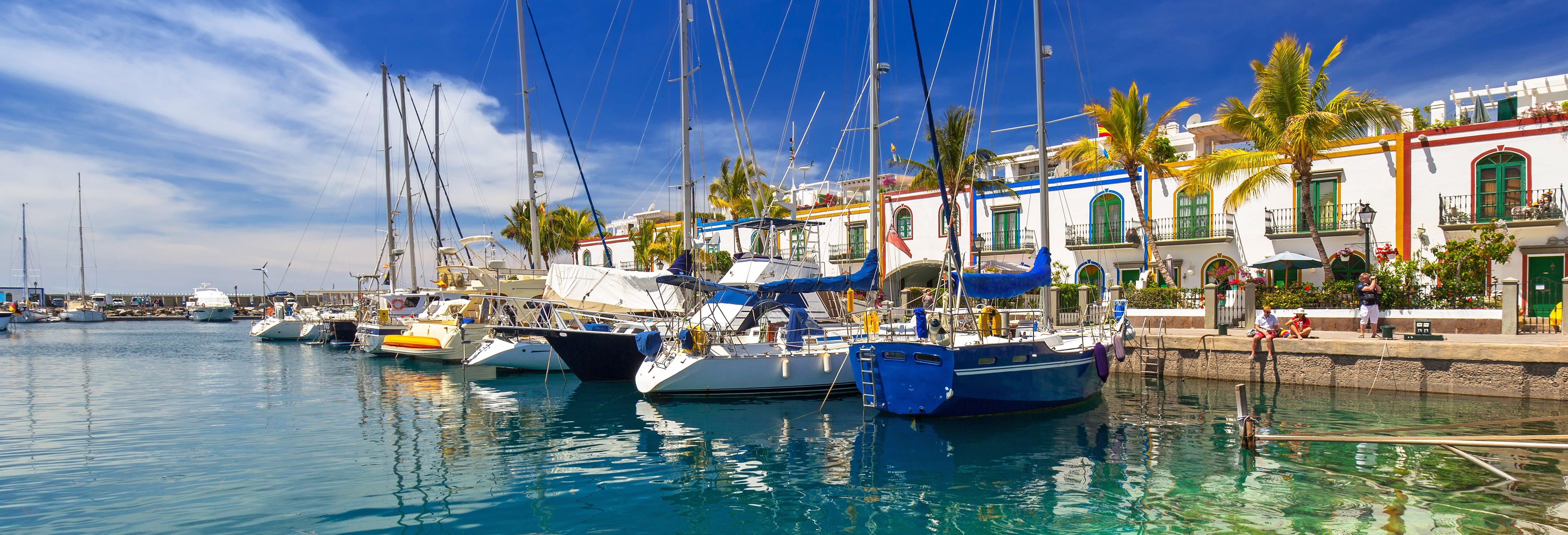 Excursión al Puerto de Mogán y su mercadillo
