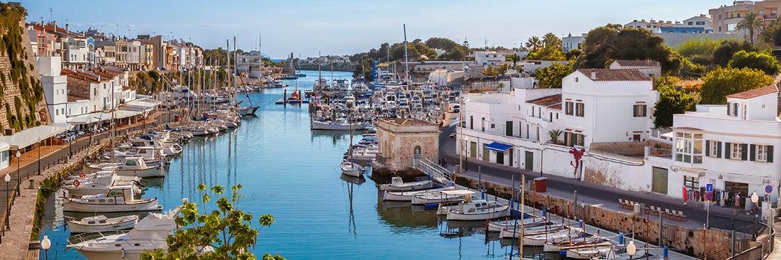 Tempo em Menorca