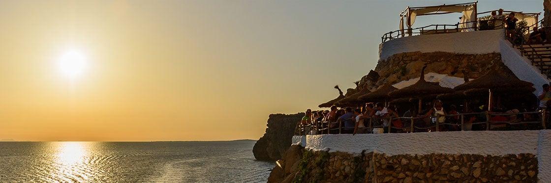 Sair de festa em Menorca