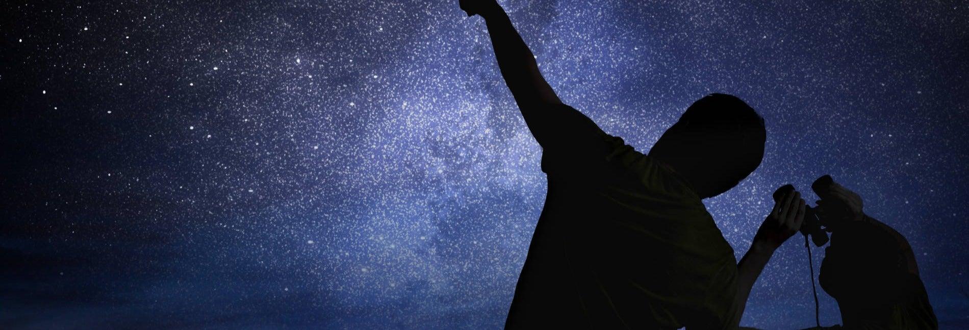 Observação de estrelas em Mérida