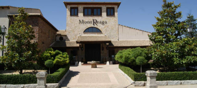 Visita a la bodega Mont Reaga