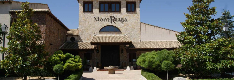 Visita à adega Mont Reaga