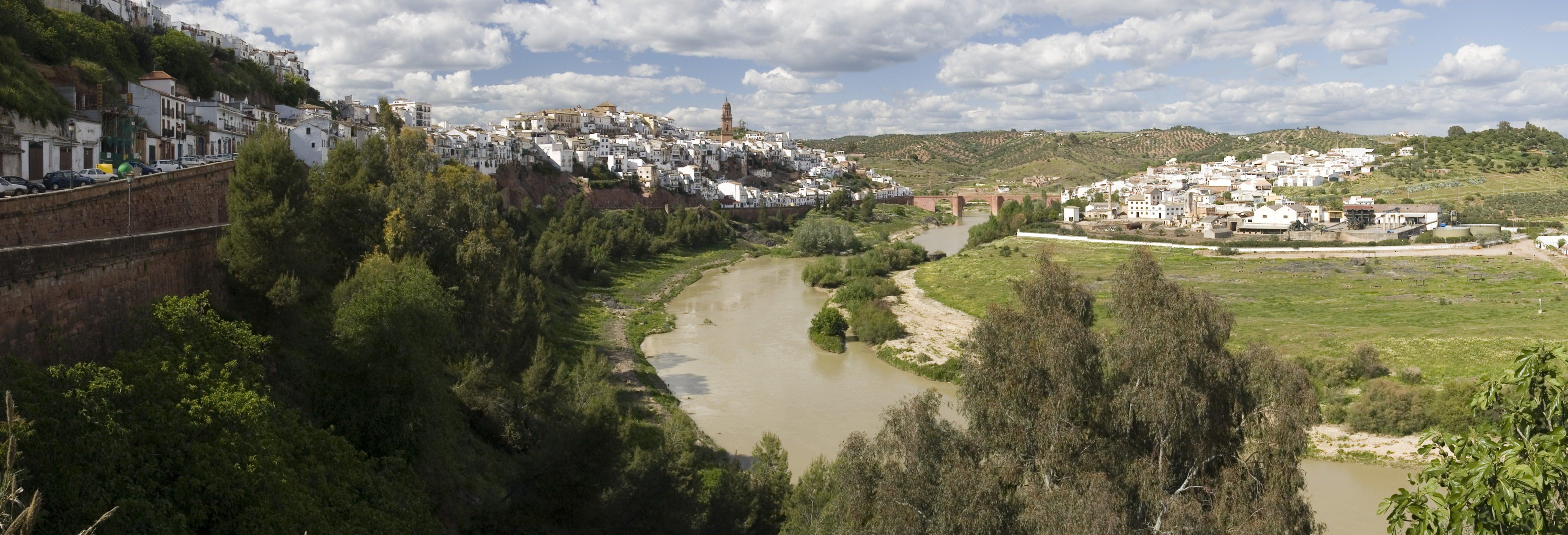 Senderismo por los meandros del Guadalquivir