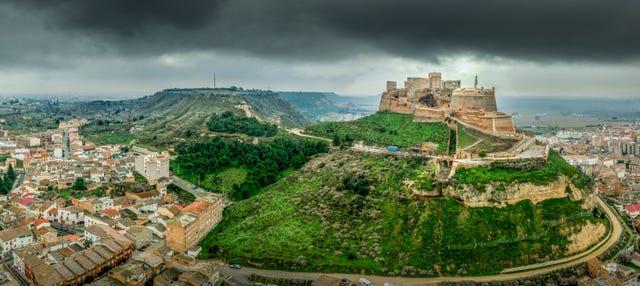 Visita guiada por Monzón y su castillo