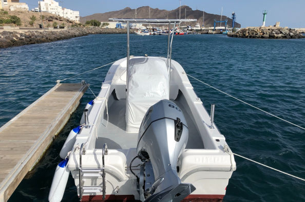 Speedboat hire in Morro Jable