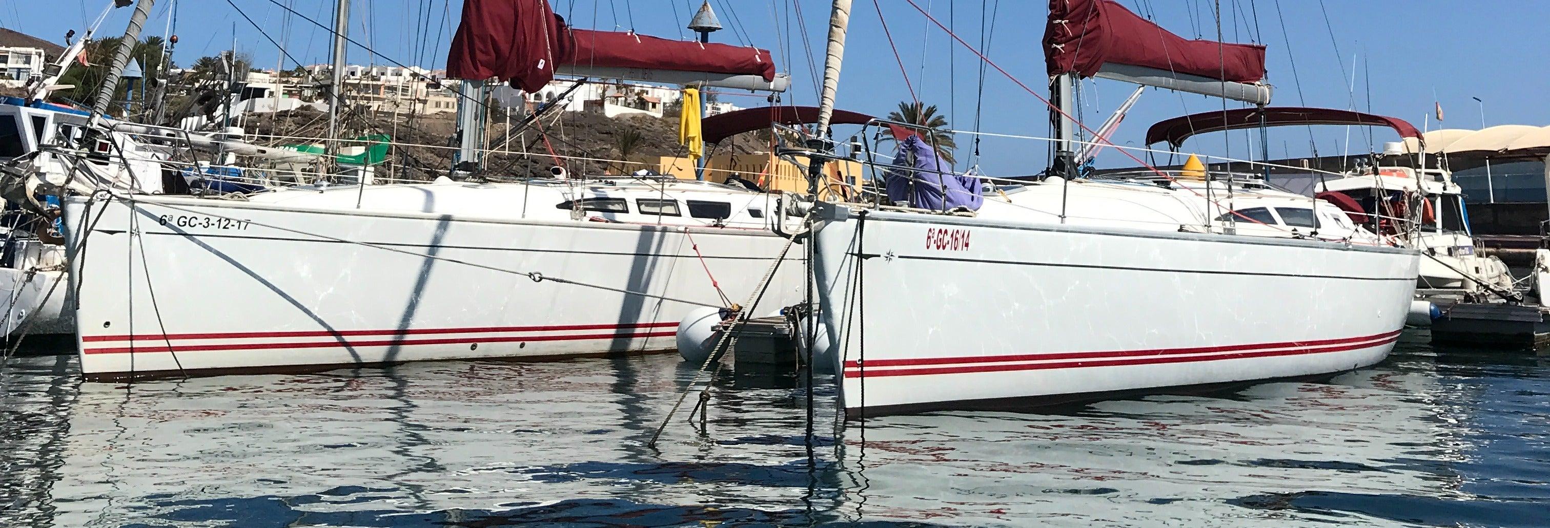 Paseo en velero privado desde Morro Jable