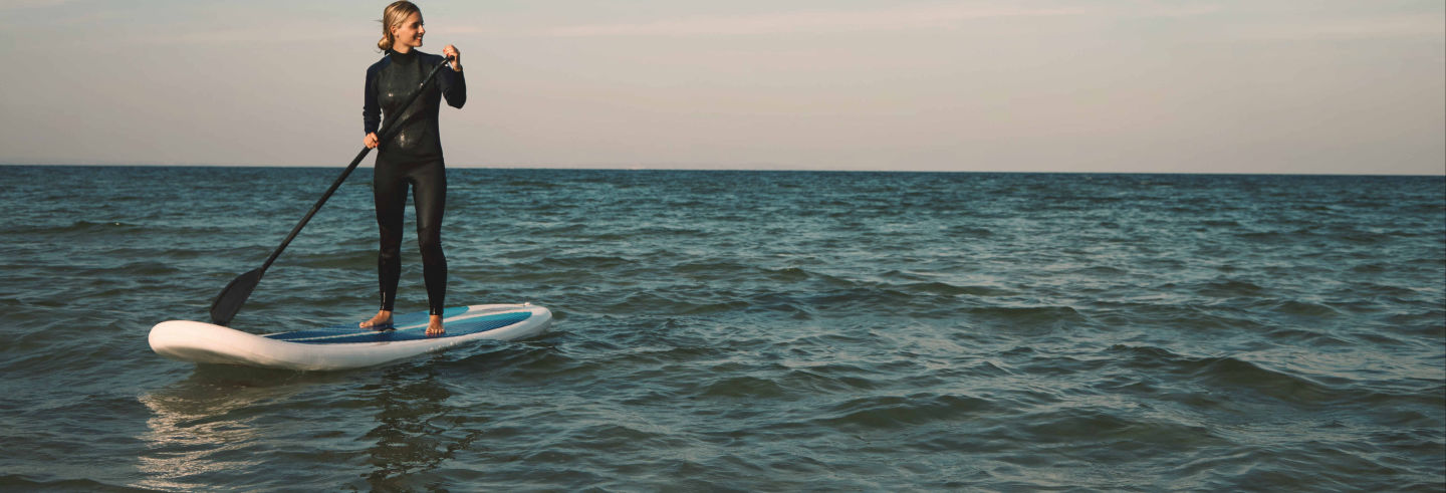 Paddle surf en Mundaka