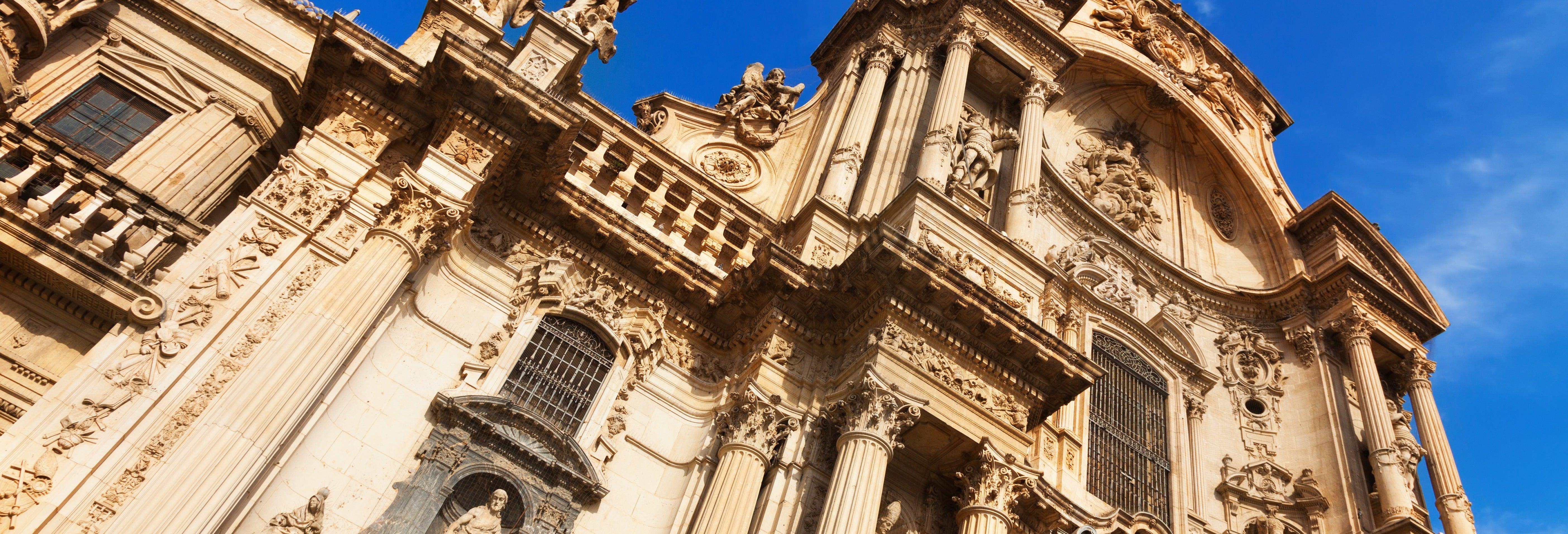Visita guiada por Múrcia + Catedral
