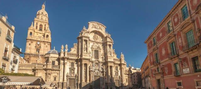 Visita guiada por Murcia