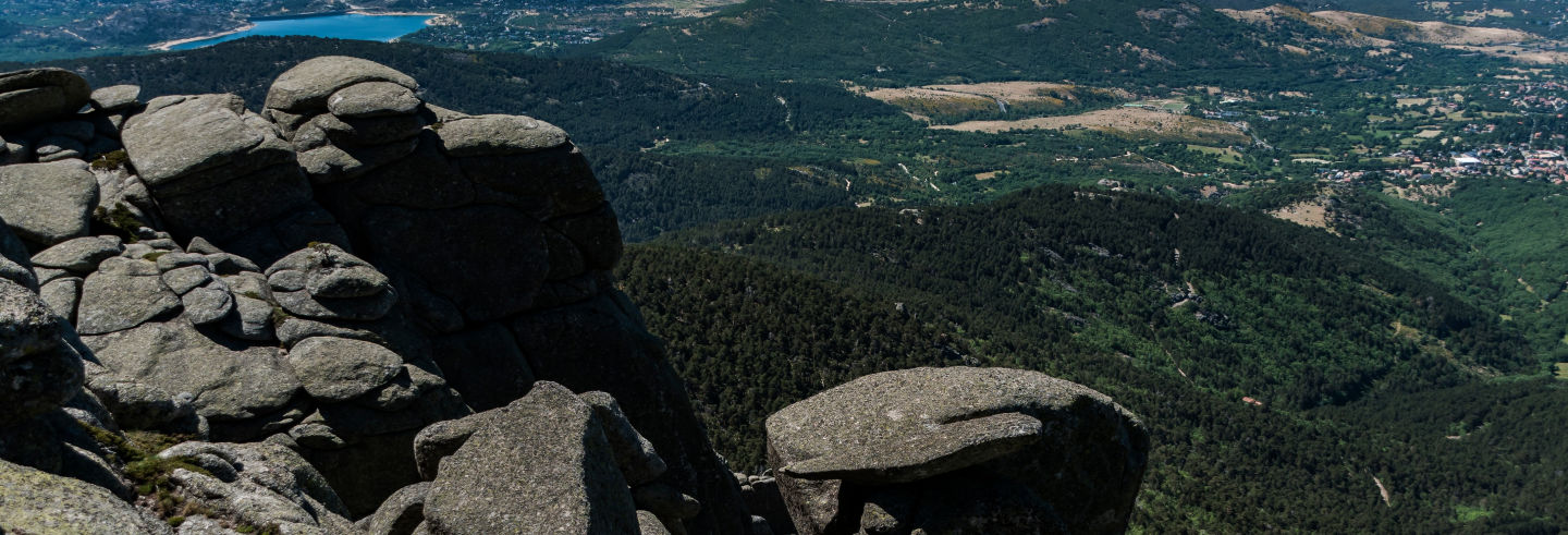 Senderismo por la Sierra de Guadarrama