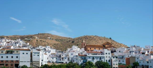 Excursión a Torrox, Cómpeta y Sayalonga
