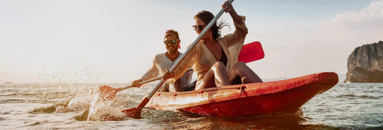 Tour en kayak por Nerja