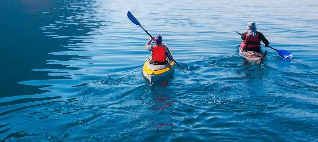 Alquiler de kayak en Noja